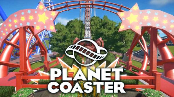 test Planet Coaster
