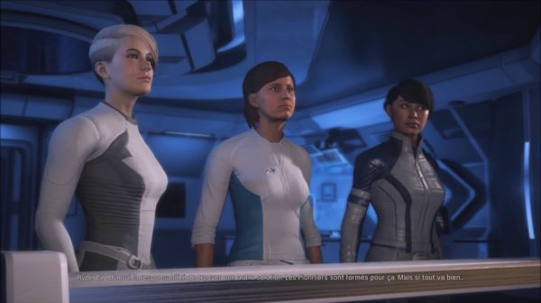 TEST Mass Effect Andromeda PS4