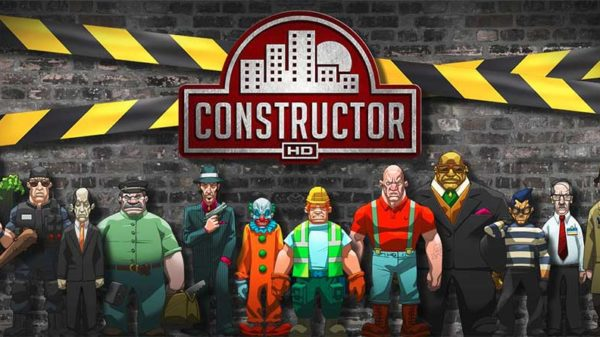 Test Constructor HD PS4