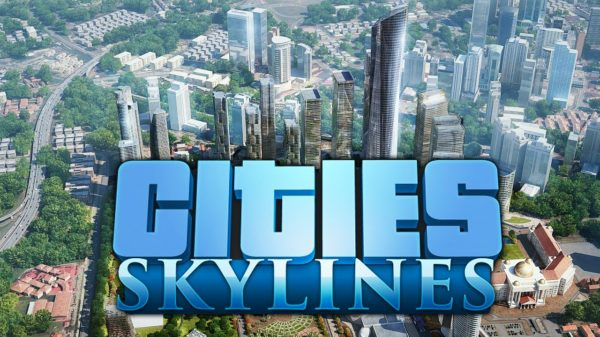 TEST cities Skylines PS4