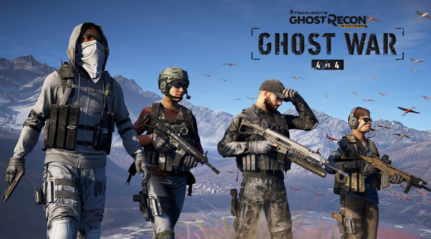 Ghost Recon Wildlands : Ghost War