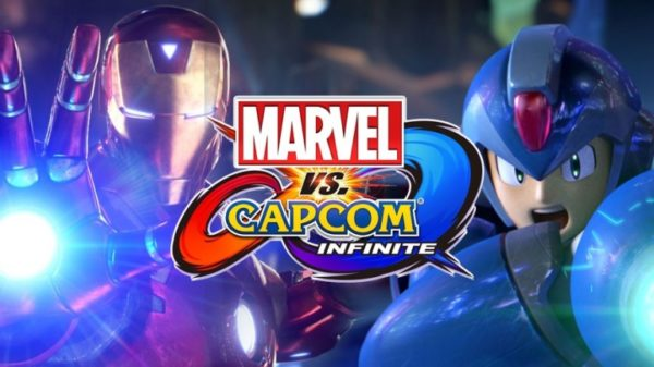 test Marvel vs Capcom Infinite ps4