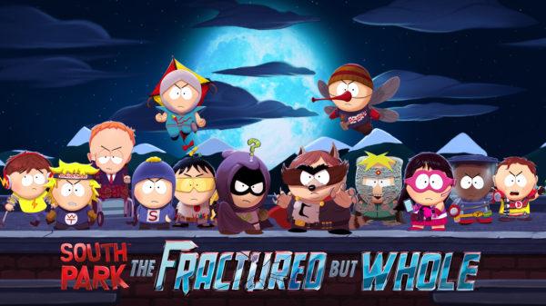 test South Park : L'annale du Destin PS4