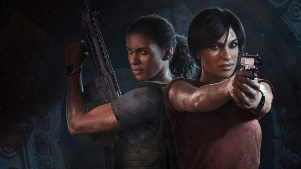 test Uncharted : The Lost Legacy ps4