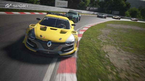 test Gran Turismo Sport ps4