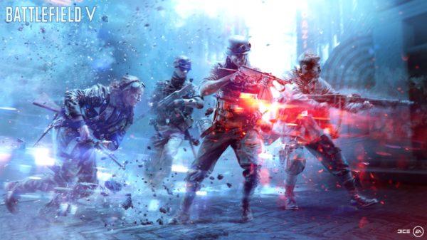 TEST Battlefield V PS4
