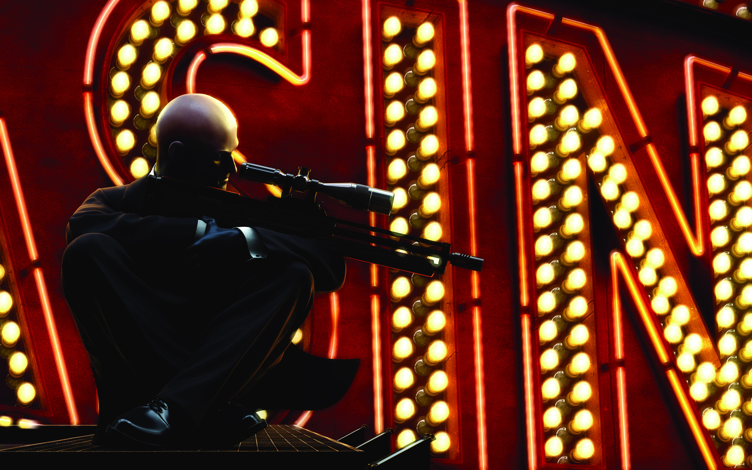 [TEST] HITMAN HD COLLECTION