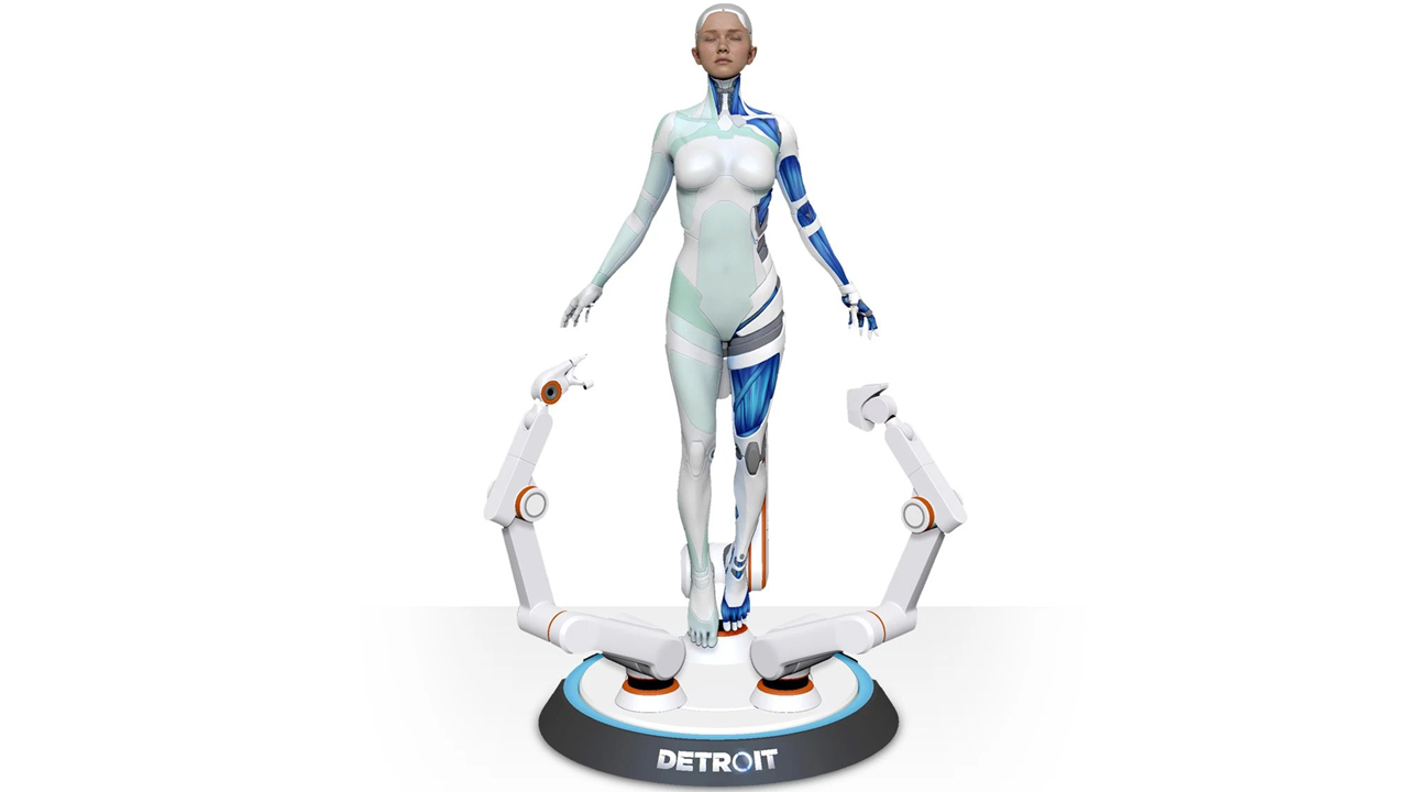 Detroit Become Human Edition Collector