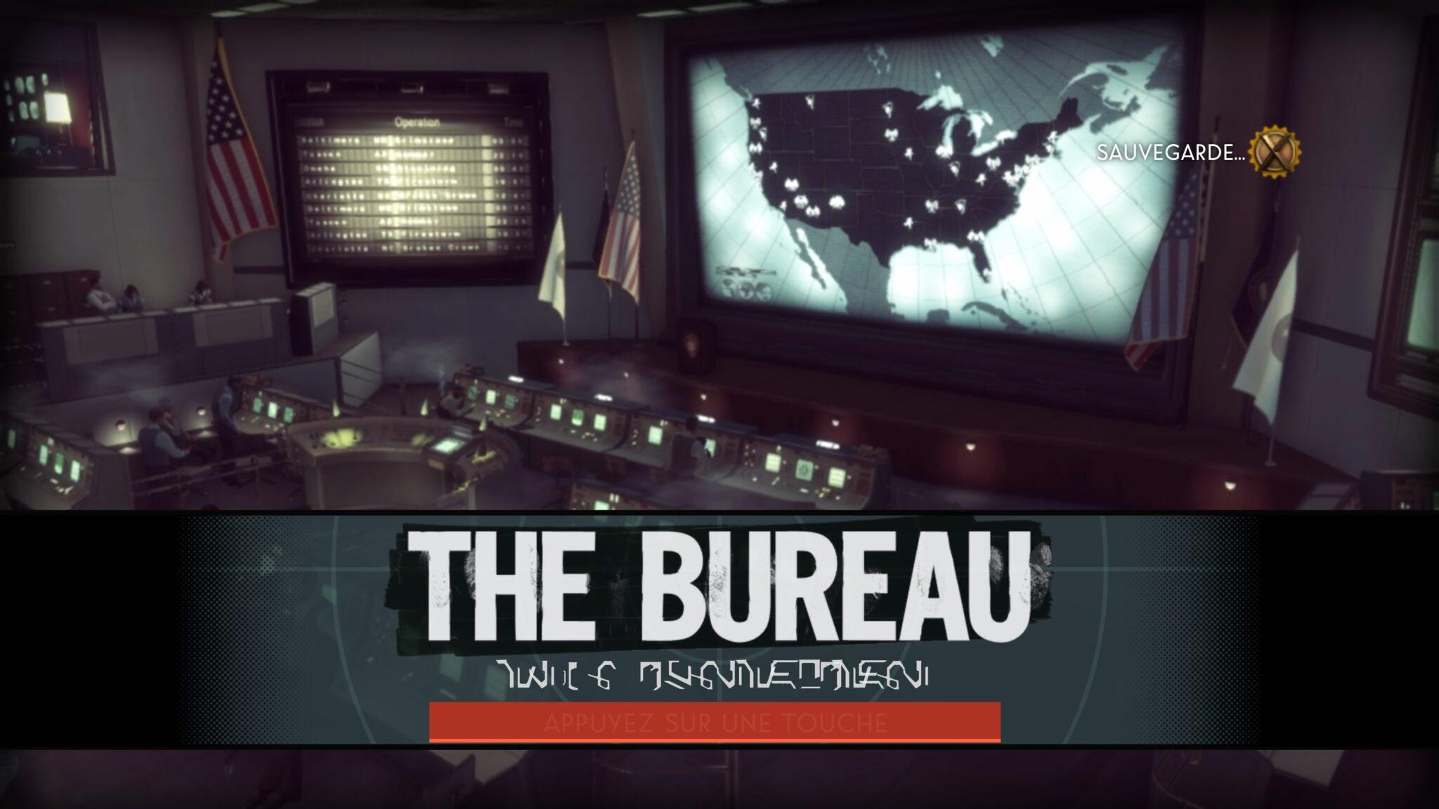 The bureau XCOM DeclassifiedCOM Declassified